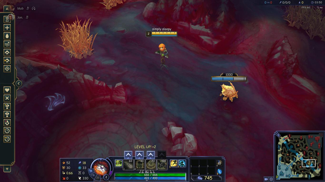 screenshot at bot river